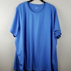 Lands' End Tops - Land's End | Relaxed Women's Short Sleeve Size 3X